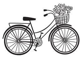 Dibujo de bicicleta