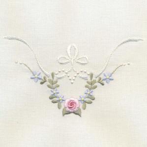 Mamas Bullion Roses - Artistic Designs | OregonPatchWorks