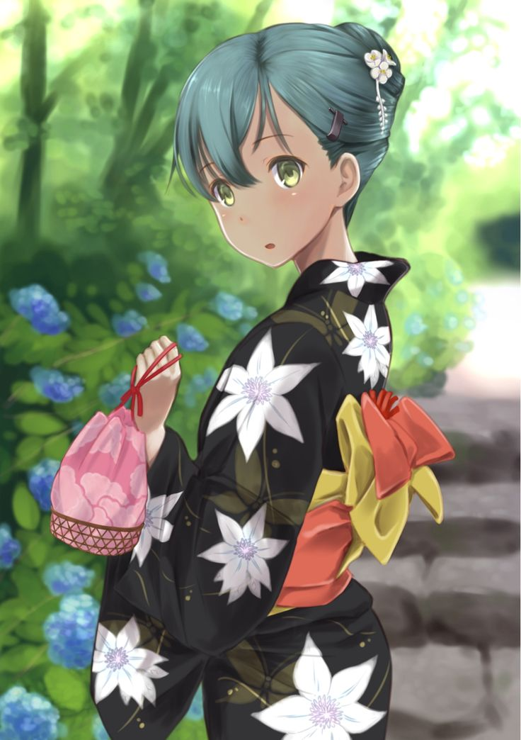 Yukata date with Mr. Suzuya by wa