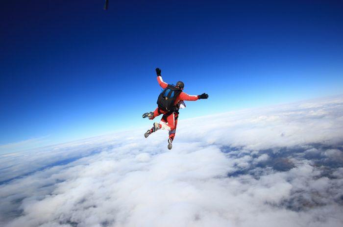 #lieberDschinni - ich wünsche mir einen Sprung aus einigen Höhenmetern anlässlich meines bestandenen Musterabschlusses