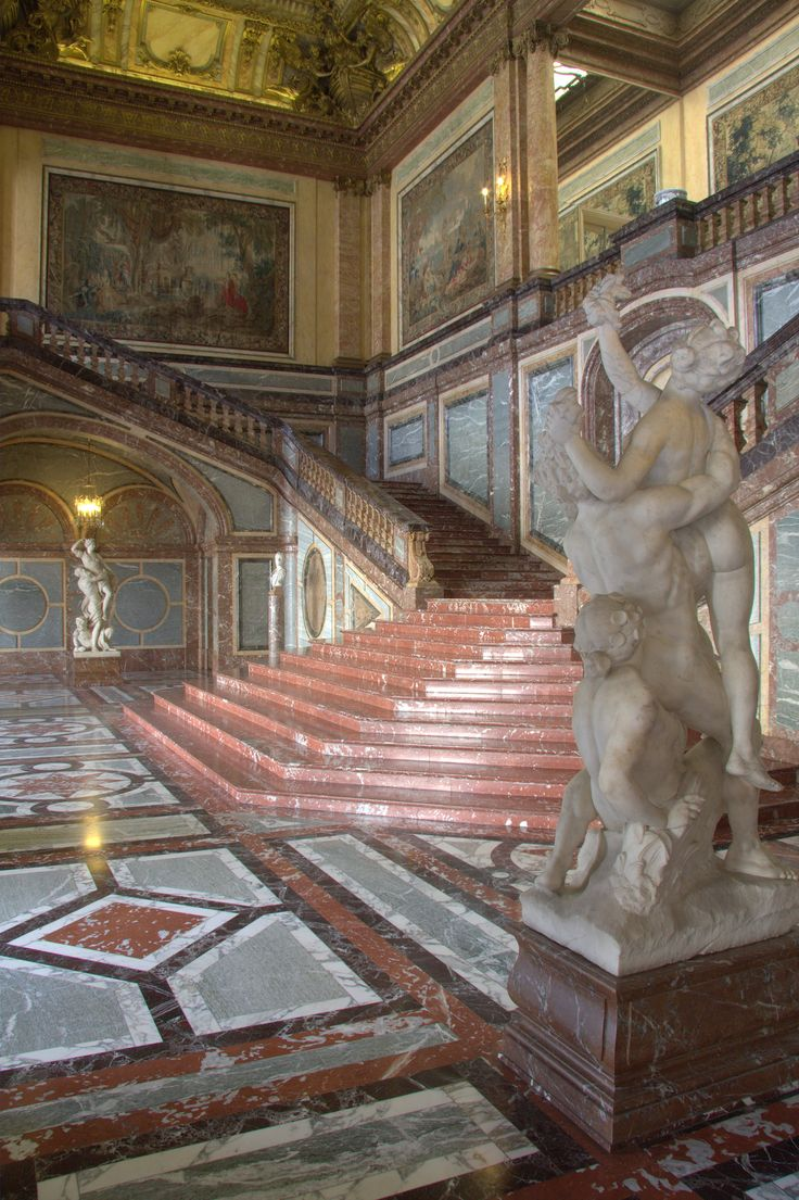 Fabulous palace of versailles stairs Google Search