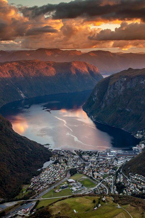 """atraversso: """" Høyanger, Norway  by Arvid Fimreite """""""