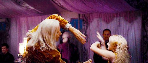 luna lovegood dance | Tumblr