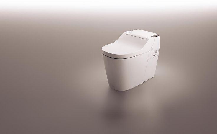 Panasonic <アラウーノ>さらに進化した 「おしっこで汚さない」トイレ