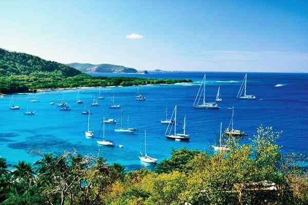 セントビンセント・グレナディーン(St. Vincent & The Grenadines)