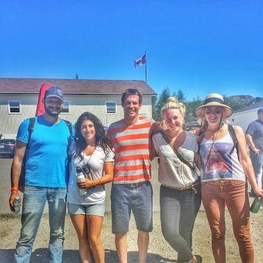 Chef's hike adventure • #tstStories • #tstCanada w @BurlGathering @NLtweets @explorecanada • #FireFoodMusic #ExploreCanada #ExploreNL • #SocialTravel #Travel #Canada #Newfoundland #Burlington