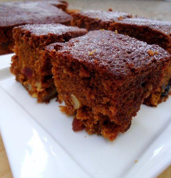 Recipe for Rich Plum Christmas Cake