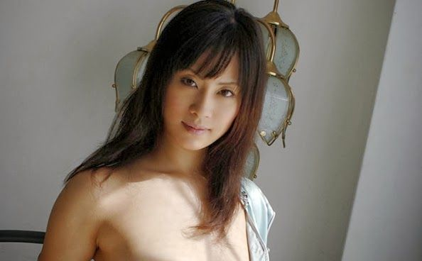 FOTO BUGIL TERBARU GALLERY CEWEK BB HOT: Natsumi Horiguchi - Aktris Cantik Bugil Hot