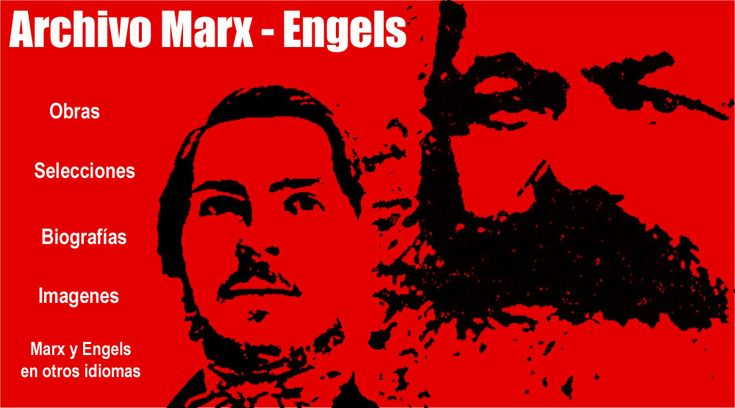 MIA - Archivo Carlos Marx & Federico Engels