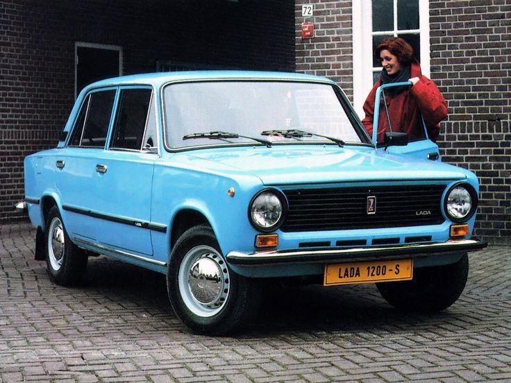 1974–85 Lada 1200 S