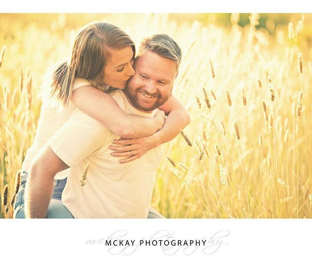Tara & Adam are an awesome couple and the light for their engagement shoot last night was unreal