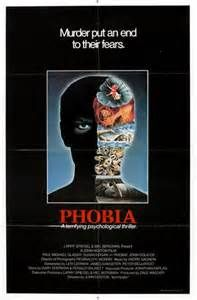 Phobia (1980) starring Paul Michael Glaser, Susan Hogan, John Colicos and Lisa Langlois - What happens when your psychiatrist goes out of his mind?