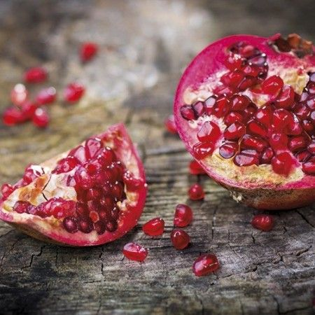Succo di melograno, pera e mela
