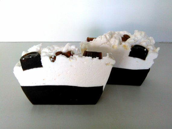 Viennese Coffee Soap Cake Cafe Viennois Soap Cake by 111elies