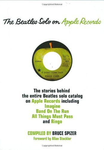Beatles Solo on Apple Records????? : Spizer, Bruce