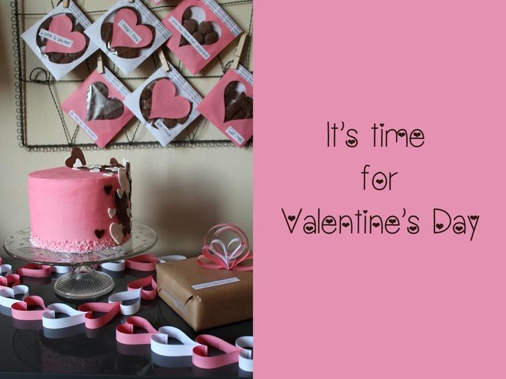 Valentine's day !  Valentine