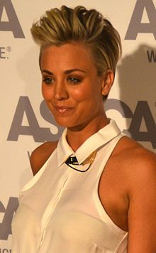 New Hair cut?    Kaley Cuoco ASPCA awards - Oct 2014 (cropped).jpg