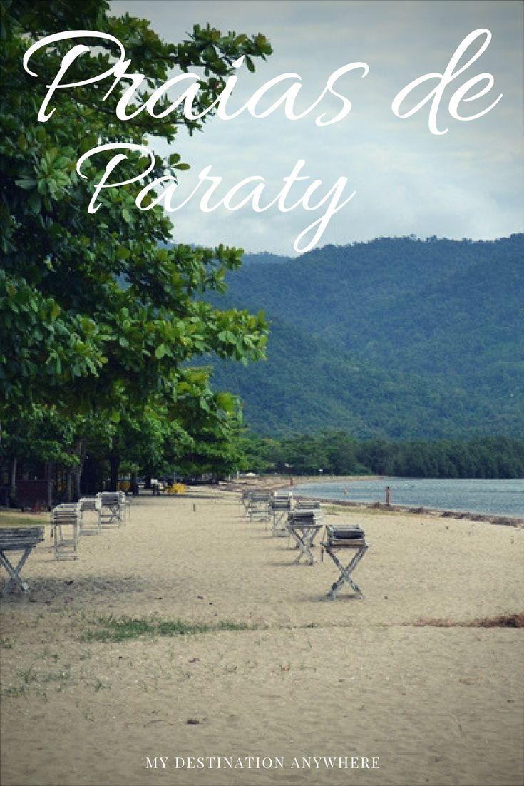 Praia do Jabaquara e Praia do Pontal: As Praias Mais Acessíveis de Paraty