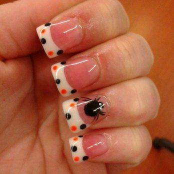Halloween nails done by Annie! | Yelp