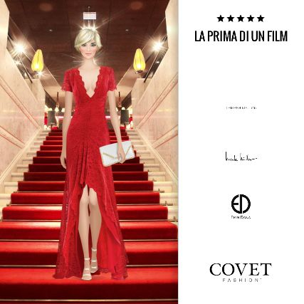 Covet fashion game