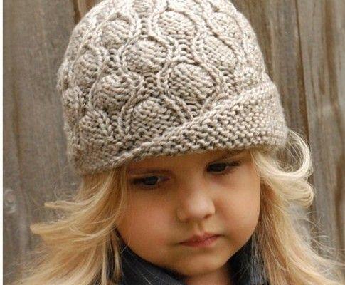 Шляпка для девочки