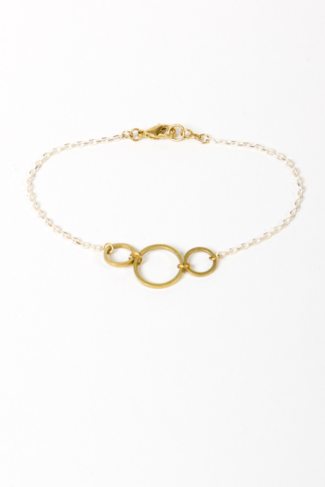 N+n three ring brass bracelet #dainty #gold #ring: Rings Brass, Brass Bracelets, Jewelry Inspiration, Three Rings, Gold Bracelets, N N Three, Gold Rings, Rings Bracelets, Bracelets Southafrica