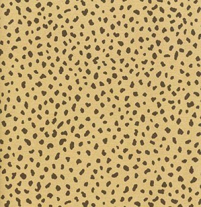 обои бежево-коричневые под леопардовый принт T6083 Beige Thibaut