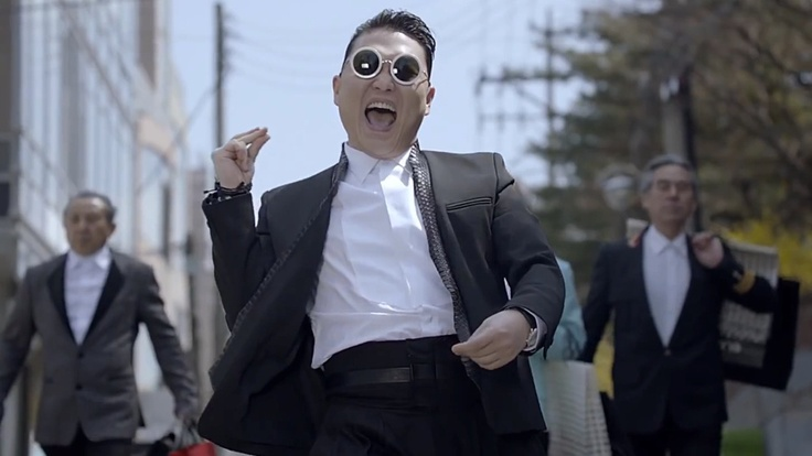 "Is PSY's ""Gentleman"" Video Just a Giant Commercial?  Well, PSY's newest music video ""Gentleman"" looks like a smash hit. It also looks like it might be filled with product placements. Go figure!"