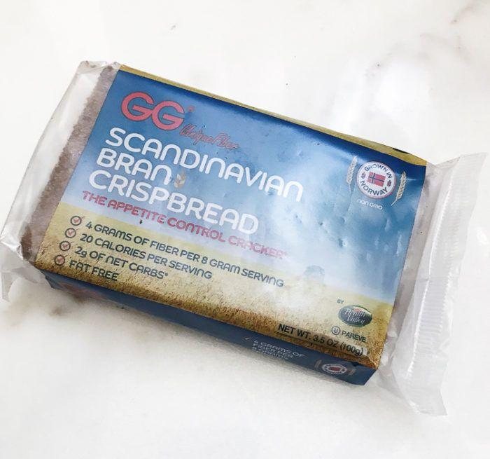 Why I Love Gg Fiber Crackers Brooklyn Blonde Gg Crackers Fiber High Fiber Crackers