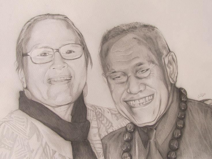 Portraits of Samoan Families