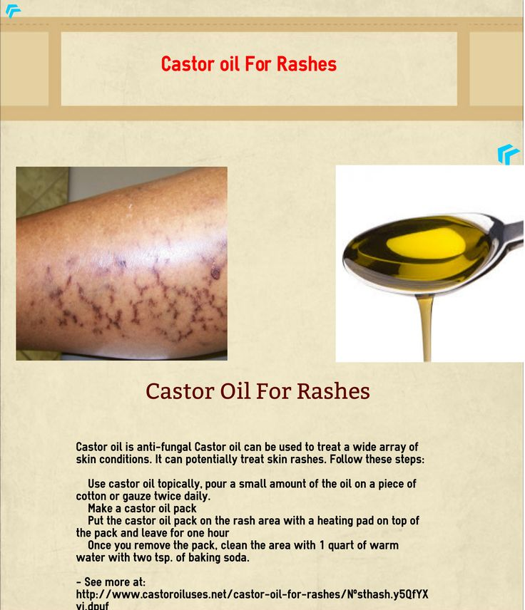 what is castor oil good for skin