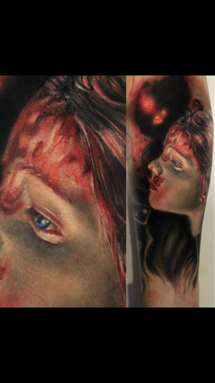 tattoo, realistic tattoo colortattoo