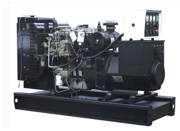 Two Cylinder 12kVA Diesel Generator for Sale