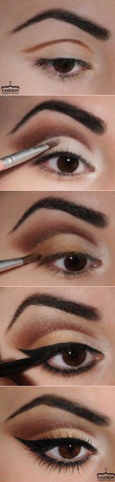 Профессиональный макияж своими руками.