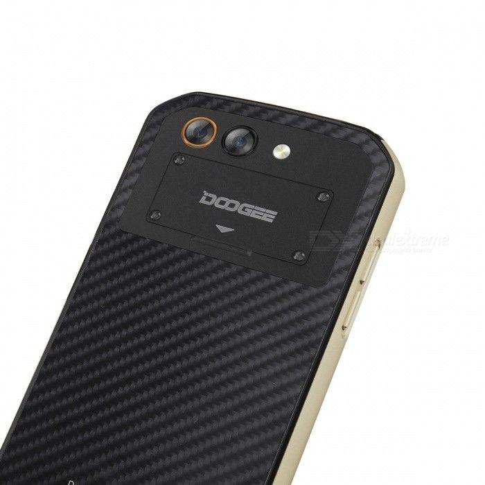 DOOGEE S30 IP68 Waterproof 4G Phone w/ 2GB RAM, 16GB ROM - Golden