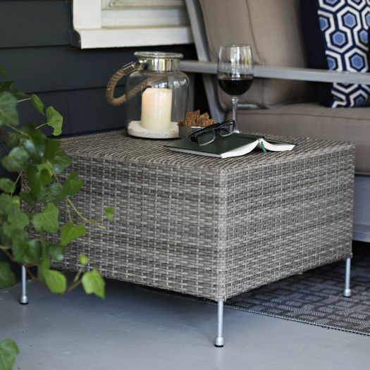 shop allmodern for outdoor side tables for the best selection in modern design free shipping