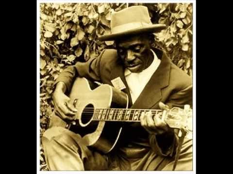 "Skip James - Hard Time Killin' Floor Blues (""devil got my woman"" is good as well)"