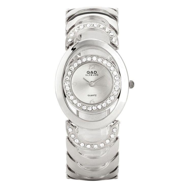 Fashion Party Women Watches Bracelet Watch Quartz Dress Wristwatch