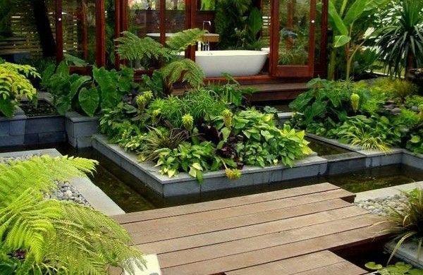 68 best Garten images on Pinterest Landscaping, Outdoor gardens - holz pergola garten moderne beispiele