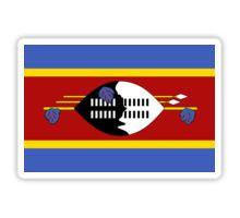 Swaziland Flag Stickers