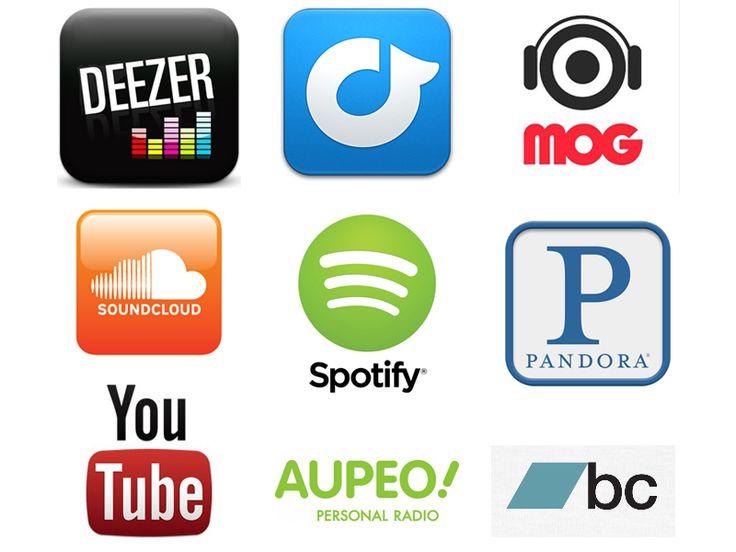 Los mejores servicios de música en streaming