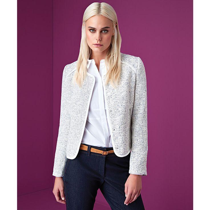 #NaraMaxx spor ceketler ile denim pantolonlarınızı kombinleyebilir rahat ve şık bir görünüm sağlayabilirsiniz. #naramaxx #maxxlife #trend #moda #fashion #fashioninsta #highfashion #style #highlife #womenstyle #bayanceket