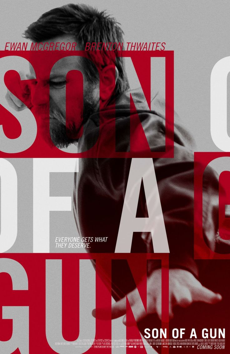 Return to the main poster page for Son of a Gun