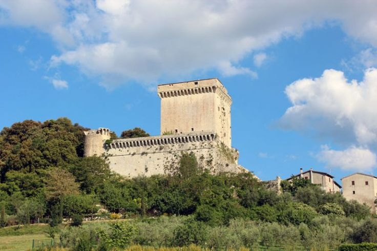 Sarteano Castello