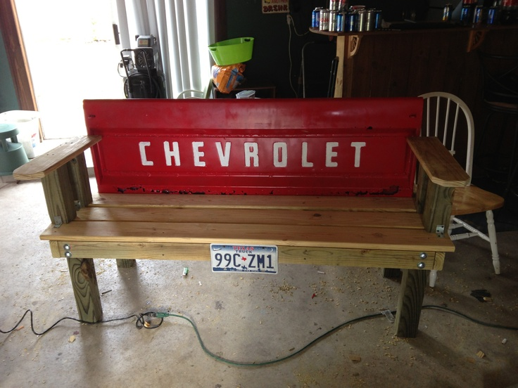 349 Best Images About Truck Tailgate Benches On Pinterest
