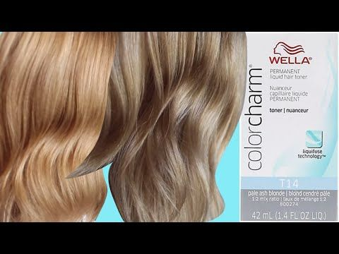 How to tone hair with wella the best hair 2017 how to get rid of orange hair fast after bleaching naturally blue urmus Choice Image