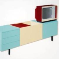 Andrea Crosa - Credenza e TV