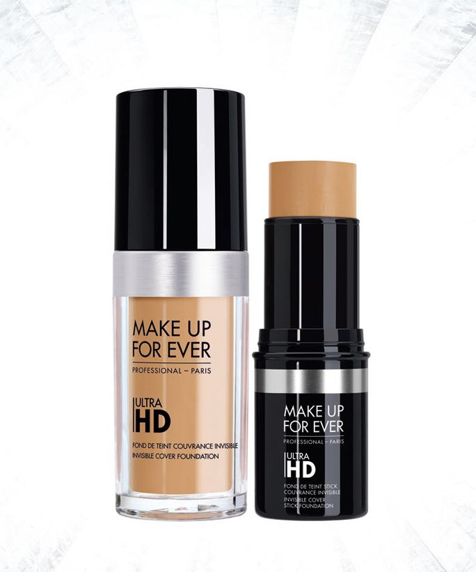 Makeup Forever's revamped foundation will have you camera ready in no time.