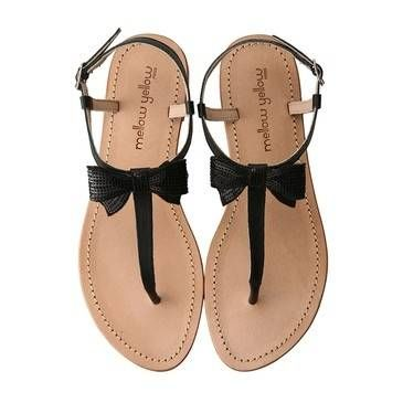 #.Black sandals:)Send these to Jamaica!!