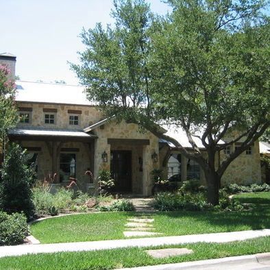 Texas Hill Country Exterior Design Hill Country Style